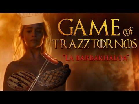 """Game of Trazztornos 6-4 """"La barbakhaloa"""" - Blog Juego de Tronos"""