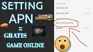 download lagu Tutorial Cara Main Game Online Tanpa Kuota Sc Telkomsel gratis