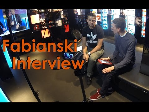 PK17 Interview Łukasz Fabiański: GK Tips, Swansea Life & More! | HD