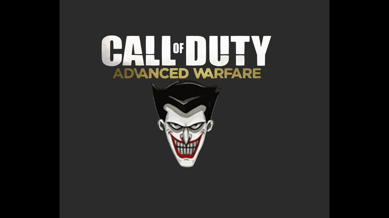 Warfare Joker Advanced Warfare The Joker