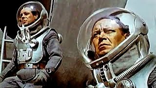 VOYAGE TO THE PREHISTORIC PLANET // Full Science Fiction Movie // Basil Rathbone // English // HD