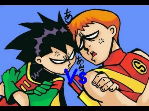 hqdefault jpgTeen Titans Go Robin Vs Speedy