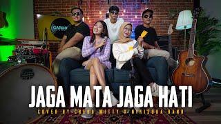 Download lagu JAGA MATA JAGA HATI | REGGAE SKA ACOUSTIC COVER | CHEND WITTY x NIKISUKA BAND