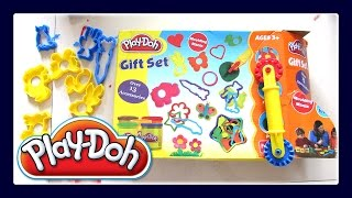 PLAY-DOH Games Playset, Clay Fun, Play Dough Set For Children by JeannetChannel