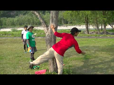 May 25, 2014  Kiyotsugawa Disc Golf Monthly Final.