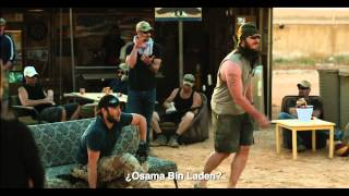 OBJETIVO: BIN LADEN - ZERO DARK THIRTY - TRAILER
