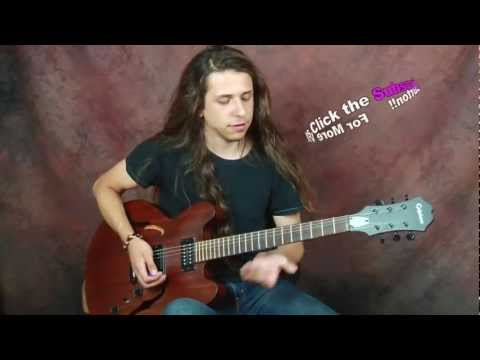 Jazz Soloing Guitar Lesson Learn How To Improvise Using Arpeggios Over Chord Changes
