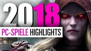 Top Neue Pc Spiele 2018  Pc Releases 2018  Unsere Pc Spiele Highlights F R 2018