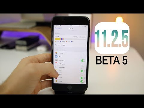 iOS 11.2.5 Beta 5 Released! Anything New?