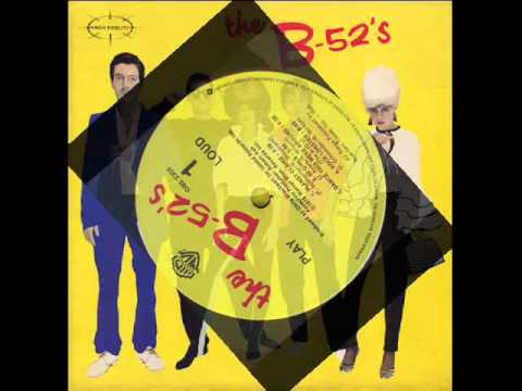The B-52s - Rock Lobster