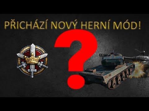 Wot cz - Přichází nový herní mód do World of Tanks !!!  / UFO tanky ???!