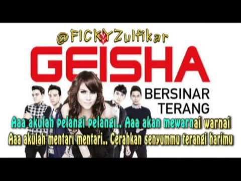 download lagu GEISHA - Akulah Pelangimu Karaoke  No Vo gratis
