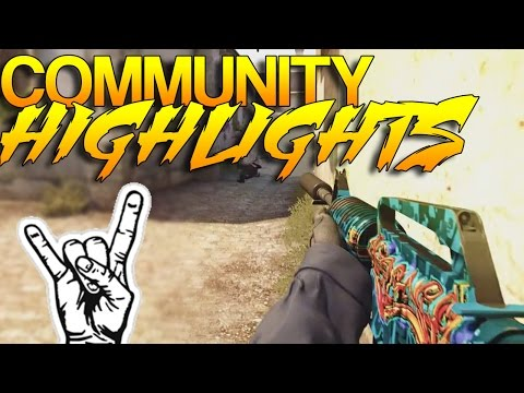 CS:GO - Community Highlights!