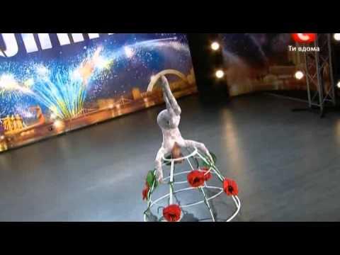 Украина мае талант 3 Полина Волчек