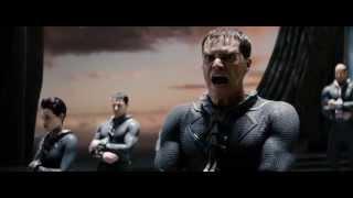 El hombre de acero / Man of Steel (Superman) (2013) - Trailer Español