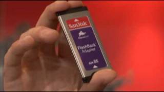 Sandisk's new 'FlashBack Adapter' for SD cards