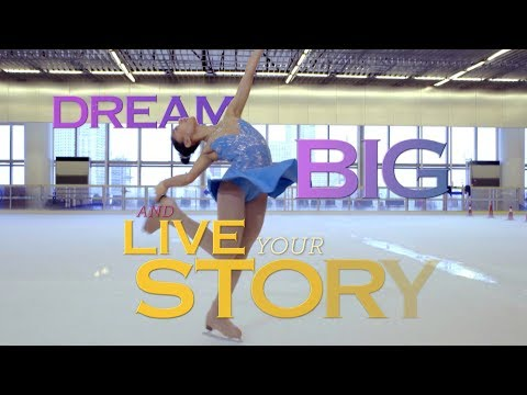 Dream Big Princess - Live Your Story (Official Lyric Video) | Disney Channel Asia