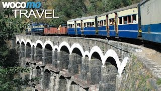 The Kalka-Shimla Railway (Documentary in HD)   Toy Trains – Part I