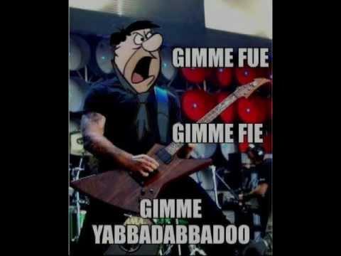 Metallica - Fuel lyrics