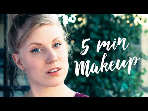 Easy Natural Summer Makeup