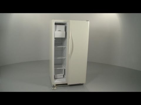 Refrigerator Disassembly