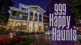 [ASMR] 999 Happy Haunts - A Collaborative ASMR Tribute to Disneyland