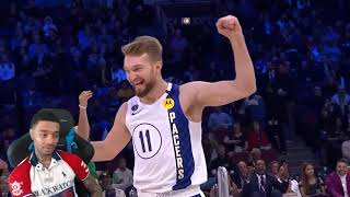 FlightReacts 2020 NBA Skills Challenge - Full Highlights - 2020 NBA All-Star Saturday Night