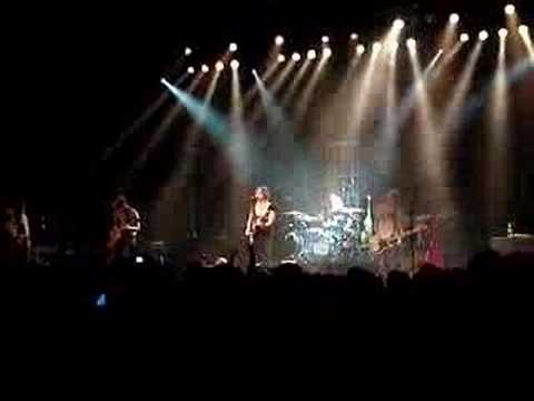 Razorlight - Hold on (live in Munich)