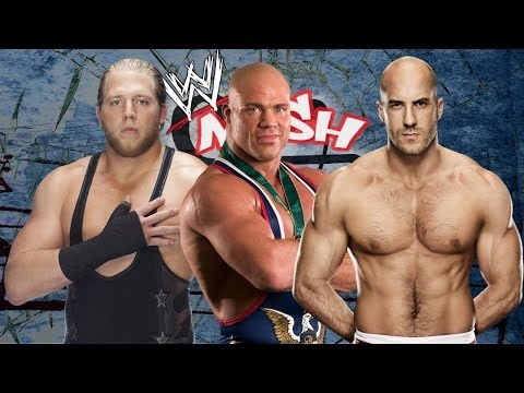 Wwe Mashup Kurt Angle And The Real Americans (dalyxman) video