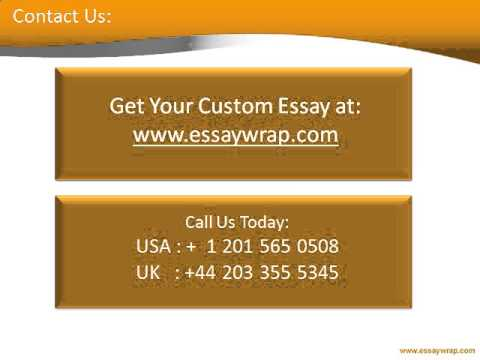 Custom essay writing scams