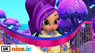 Shimmer and Shine | Pet Games | Nick Jr. UK