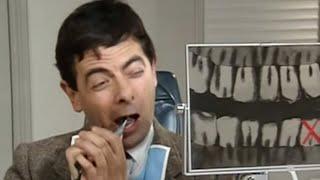 Mr bean viyoutube mr bean fixing his own teeth solutioingenieria Gallery