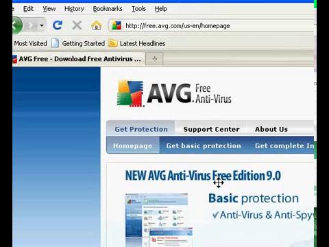 Free Anti-Virus for Windows