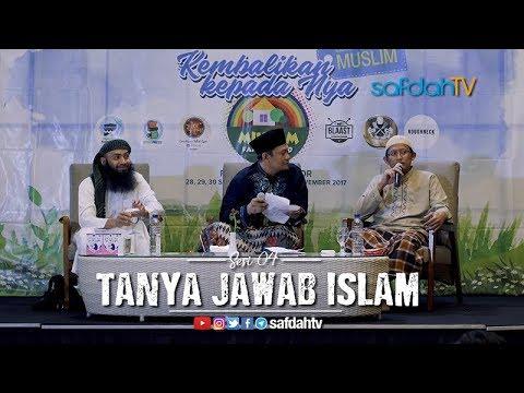 MUFLAND X: Tanya Jawab Islam (Sesi 04) - Ustadz Dr. Syafiq R. Basalamah, MA & Ustadz Badru Salam, Lc