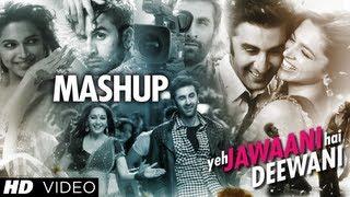 download lagu Yeh Jawaani Hai Deewani Mashup   Dj Chetas gratis