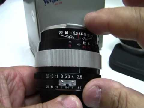 Color Heliar 75mm F2.5 sl