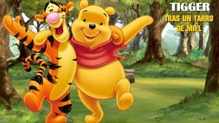 Winnie The Pooh ESPAÑOL TIGGER tras un tarro de miel - Videojuego Completo l Juegos infantiles