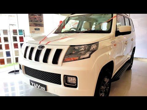 New Mahindra TUV300 | T10 | Price | Exterior | Interior | Mileage | Walkaround | Specifications