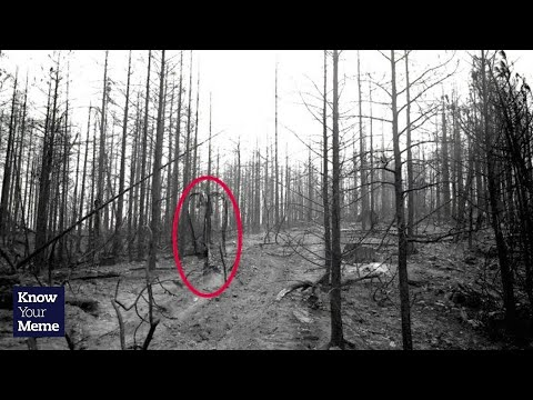 Know Your Meme: Slender Man