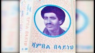 Shambel Belayneh - Wedo Menafeq ወዶ መናፈቅn (Amharic)