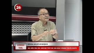Gündem Özel | Prof.Dr.Can Ayday