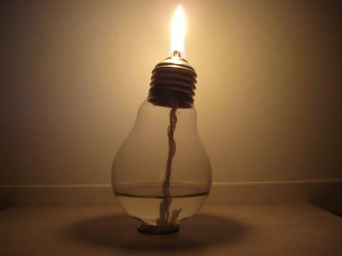 Фитиль для свечи своими руками видео