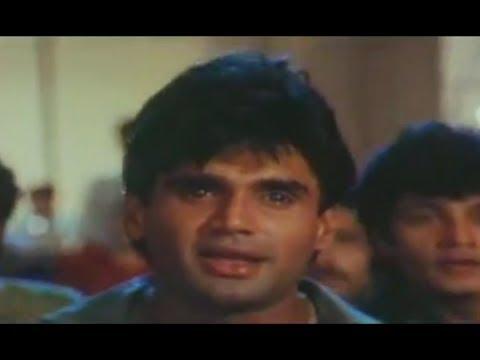 Darwaje Pe Tere Baarat - Krishna - Sunil Shetty Karisma Kapoor...