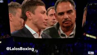 Canelo Alvarez vs Julio Cesar Chavez Jr HBO Fight Post! Canelo Alvarez vs Gennady Golovkin Official