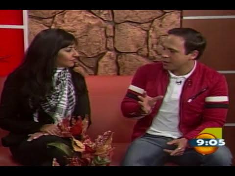 Entrevista del padre CHispita en Galavision Televisa