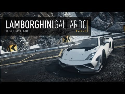 Need For Speed Rivals - Lamborghini DLC Pack