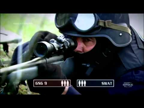 Deadliest Warrior - Swat Vs. Gsg 9 video