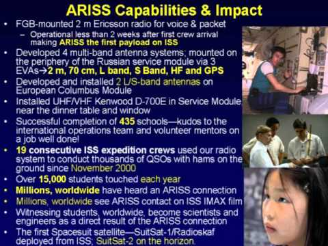 ARISS - 2009 Dayton Hamvention