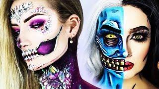 HALLOWEEN EASY MAKEUP Compilation! Best Halloween Ideas for 2018