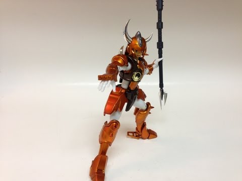 Review Armor Plus Ronin Warriors:  Kento of Hard Rock